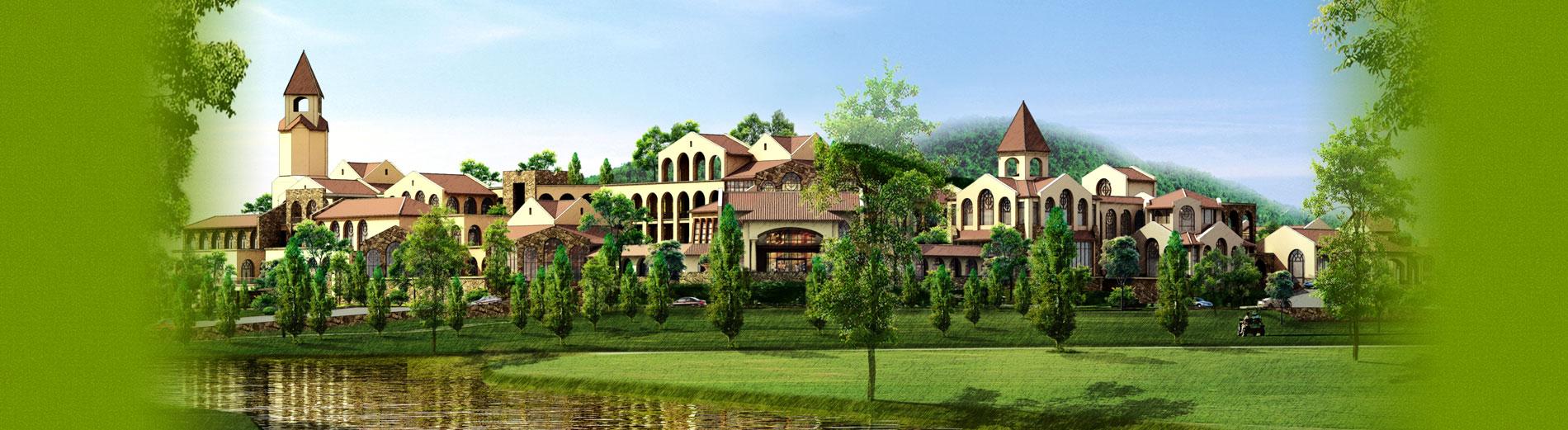 广东康泉十八国际生态健康旅游城